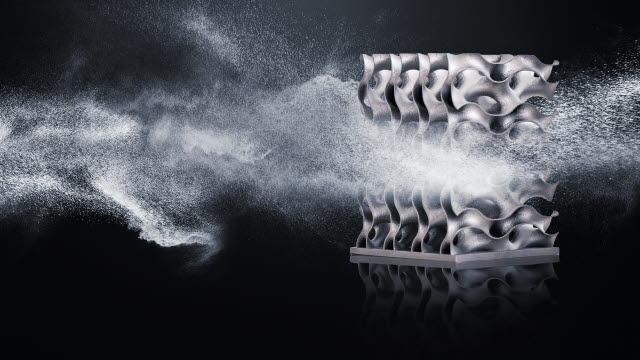 3D printing powders