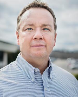 Dean Howard, President of Höganäs, Americas