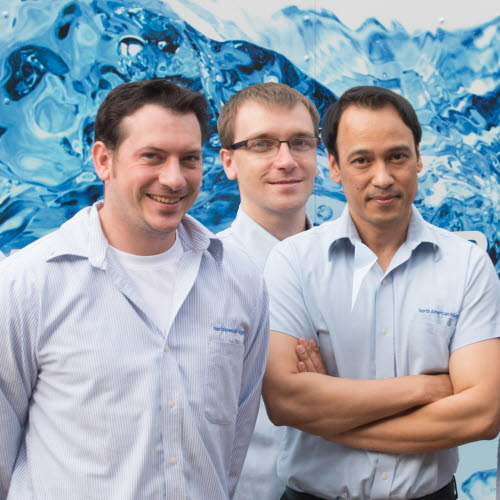 The team behind Cleanit® EC