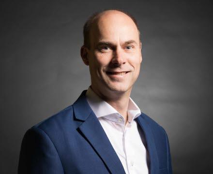 Mark Braithwaite, vice-presidente executivo da área de finanças (diretor financeiro)