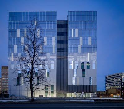 5050 Syracuse building, Denver, Colorado, USA. ©Corum Real Estate Group