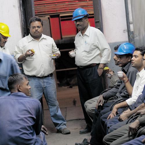 Vasant Pawar, Maintenance