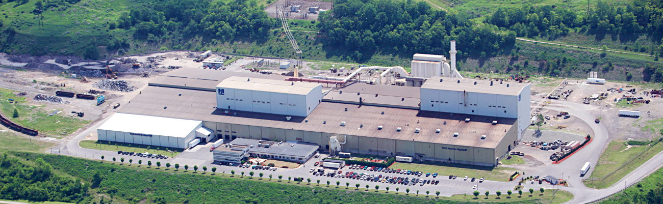 Höganäs' facility in Stony Creek, US