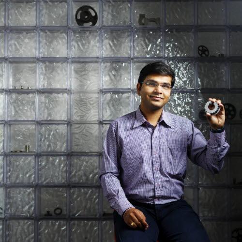 Vipul Utkar, engineer