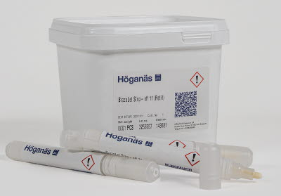 Höganäs reusable brazing stop-off pen