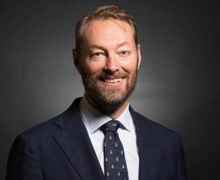 Fredrik Emilson, Group President und CEO