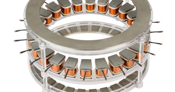 Cost-efficient electric motor solutions | Höganäs