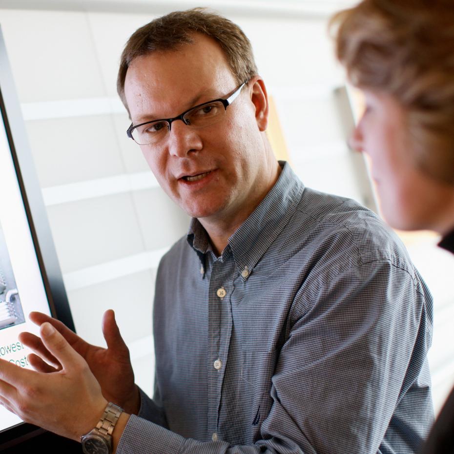 Toste Jonsäter, product manager