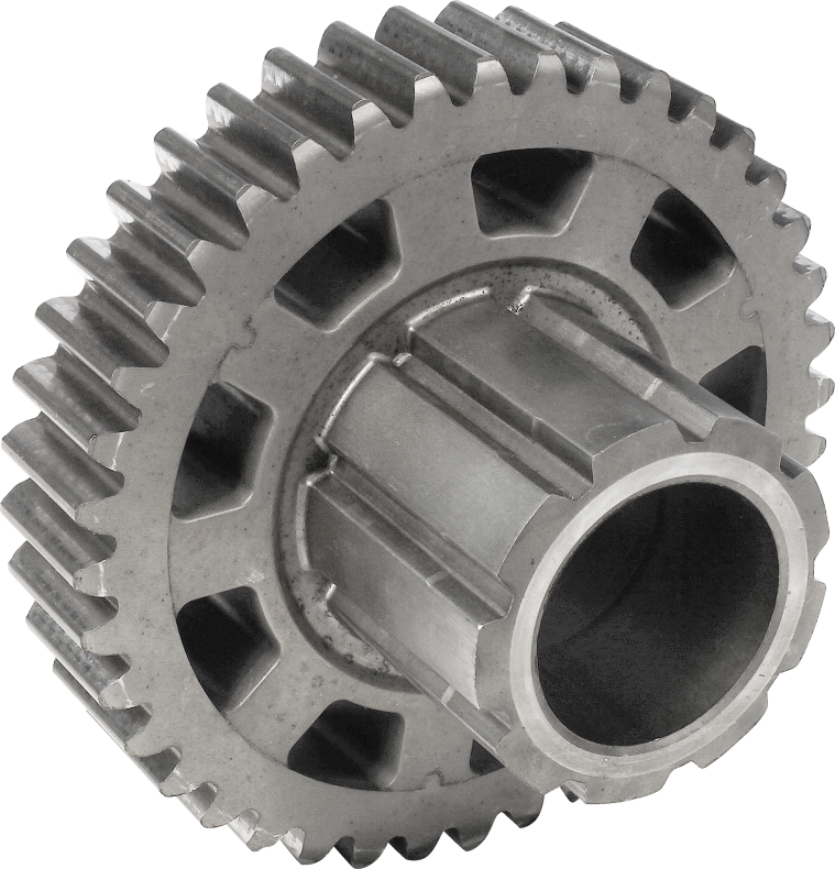 Transfer case sprockets