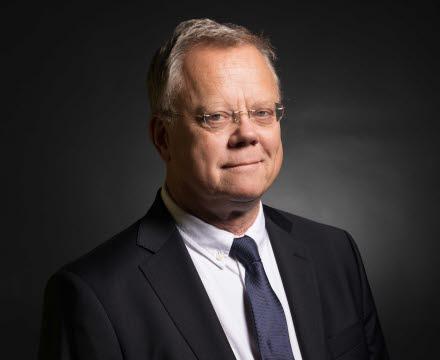 Hans Söderhjelm,研发高级副总裁,工业业务领域总裁