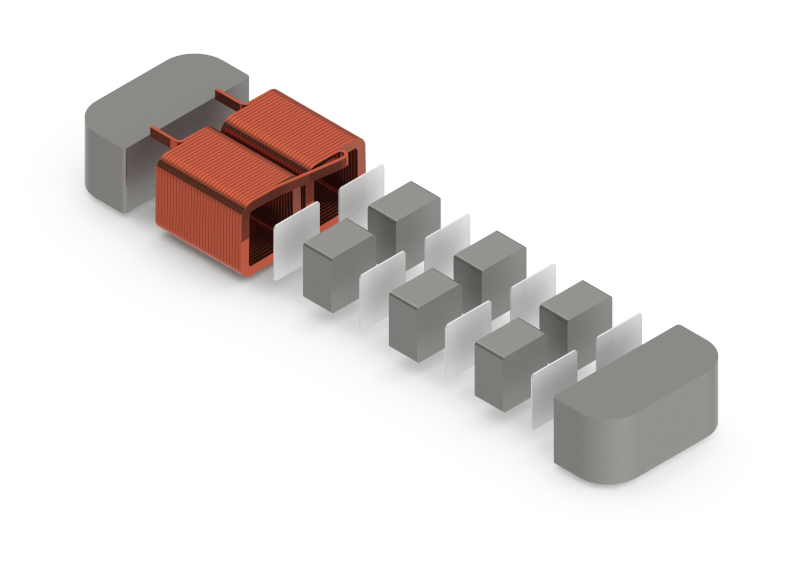 Core components for DC-DC converters