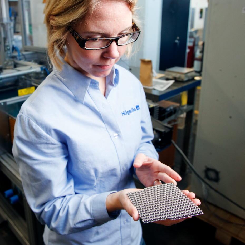 Lisa Kjellén, civil engineer, chemical engineering