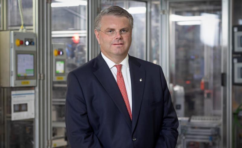 Mikael Bratt, CEO Autoliv