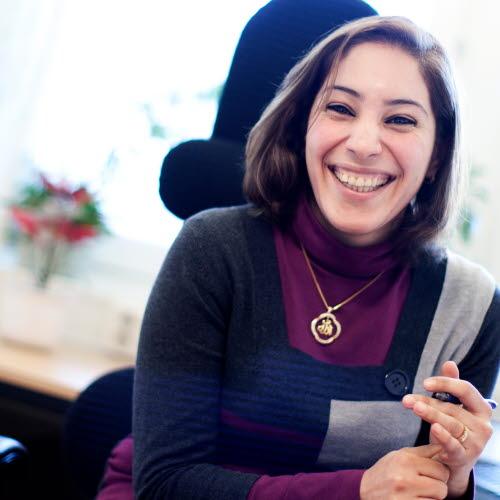 Rasha Al Janaby, electrical engineer